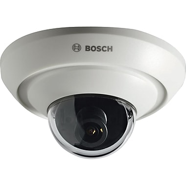 BOSCH VUC-1055-F221 MicroDome Surveillance Camera With Electronic Day/Night, 1/4in. CCD
