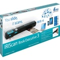 Iris IRIScan™ Book 3 Executive Handheld Scanner, 900 dpi