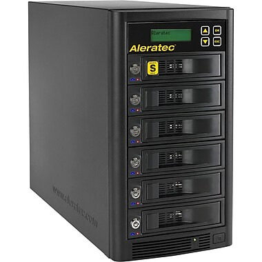 Aleratec® 350125 1:5 HDD Copy Cruiser High-Speed Duplicator
