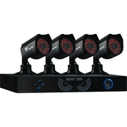 Night Owl Pro 3000 Series 4/4 500GB Video Surveillance System