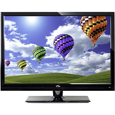 CTL MTDP3001 30in. LCD Monitor, Black
