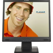 "PLANAR PLL1920M 19"" Black LED LCD Monitor"