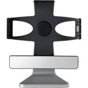 SMK-Link VP3650 PadDock 10 Stand & Stereo Cradle With Speakers For iPad 1, Silver