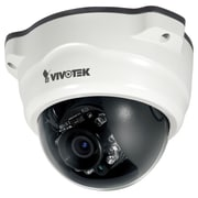 VIVOTEK FD8134V Vandal Proof IP66 Dome Network Camera With Day/Night, 1/4 CMOS