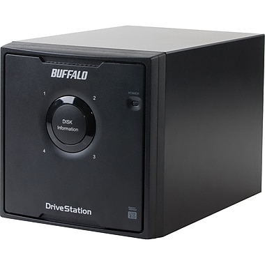 Buffalo™ DriveStation Quad 4 x 3TB USB 3.0 DAS Array