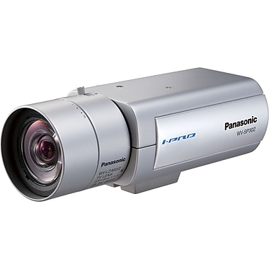 Panasonic® WV-SP302 i-Pro Network Camera With Day/Night, 1/3in. MOS