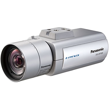 Panasonic® WV-SP305 i-Pro HD Network Camera With Day/Night, 1/3in. MOS