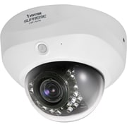 VIVOTEK FD8162 Supreme WDR Enhanced Dome Network Camera With Day/Night, 1/2.7 Progressive CMOS