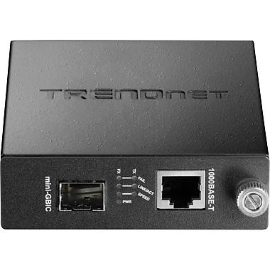 TRENDnet® TFC-1000MGA Media Converter For TRENDnet's TFC-1600 fiber converter chassis