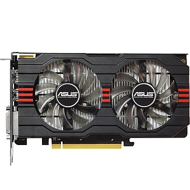Asus® AMD Radeon™ HD 7770 2GB PCI-Express 3.0 Plug-In Graphic Card