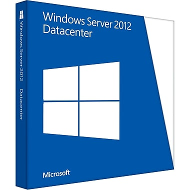 Microsoft® Windows Server 2012 Datacenter 64 Bit Operating System