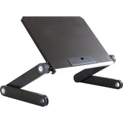 Uncaged Ergonomics WorkEZ Light Notebook Stand, Silver