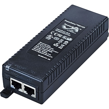 PowerDsine™ PD-9001GR/AC 1 Port High Power Midspan AC Input PoE Injector Hub