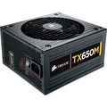 Corsair® TX Enthusiast ATX12V and EPS12V Power Supply, 650 W