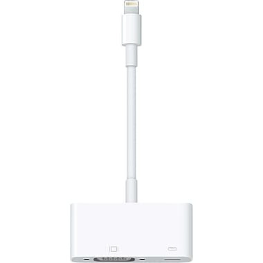 Apple® Lightning to VGA Adapter