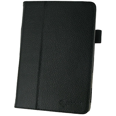 rOOCASE Dual Station Folio Case Cover For Apple iPad Mini, Black