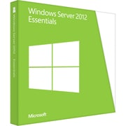 Microsoft® Windows Server 2012 Essentials 64 Bit Operating System