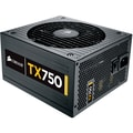 Corsair® TX Enthusiast V2 ATX12V and EPS12V Power Supply, 750 W