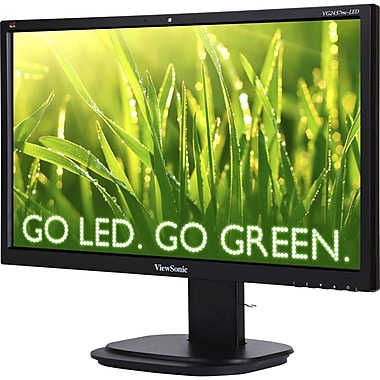 Viewsonic® VA2251M-LED 24in. LED LCD Monitor, Black