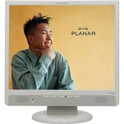 PLANAR® PL Series 17 LCD Monitor, White