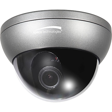 speco technologies® Intensifier3 Dome Surveillance Camera, 1/3in. Super HAD CCD