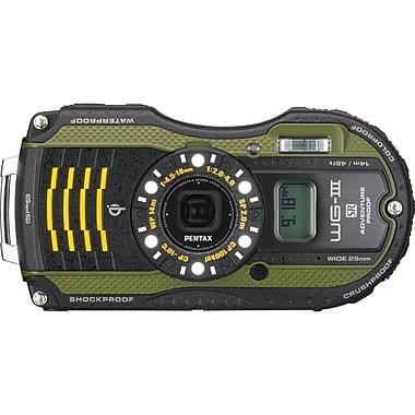 Pentax WG-3 GPS 16 Megapixel Compact Camera 12662 Digital SLR Camera