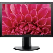 Lenovo™ ThinkVision 60A6MAR2US 24 Widescreen LED LCD Monitor, Business Black