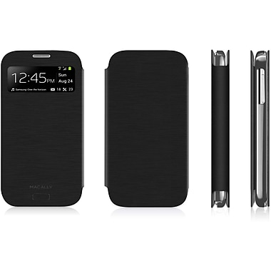 macally Protective Wallet Cases For Samsung Galaxy S4