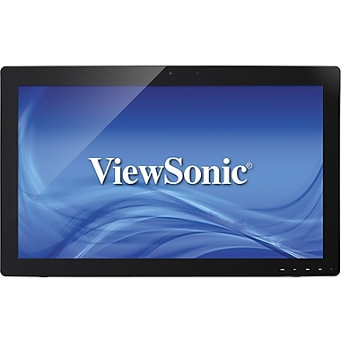 Viewsonic® TD2740 27in. Touchscreen LED LCD Monitor, Glossy Black