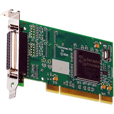Brainboxes Intashield IS-550 1 Port Low Profile PCI Parallel Adapter