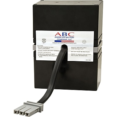 ABC APC RBC32 7000 mAh UPS Replacement Battery