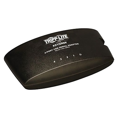 Tripp Lite Keyspan® USA-49WG USB 4 Port Serial Adapter