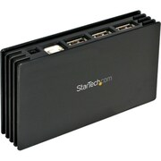 StarTech 7 Port USB 2.0 Hub, Black