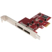 Startech® 2 Port PCI-Express eSATA Controller Adapter Card (PEXESATA2)