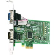 Brainboxes PX-257-001 2 Port RS-232 PCI-Express Serial Adapter