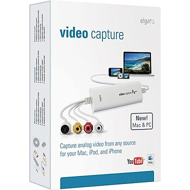 Elgato Digitise Video Capture Device For Mac, PC or iPad