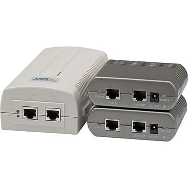 AXIS® T8124 1 Port High Power Over Ethernet Injector
