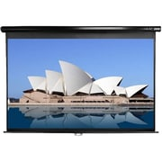 "Elite Screens® Manual Series M150UWV2 Projector Screen, 150"" Diagonal"
