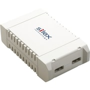 Silex SX-3000GB Hi-Speed Gigabit USB Device Server, 2 Ports