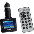 Pyle® PLMP3C1 Plug-In Car MP3/USB/SD/iPod Wireless FM Transmitter