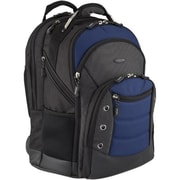 Toshiba 16 Extreme Plus Backpack, Black/Blue