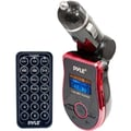Pyle® PMP3R2 Mobile SD/USB/MP3 Car Flash Audio Player, Red