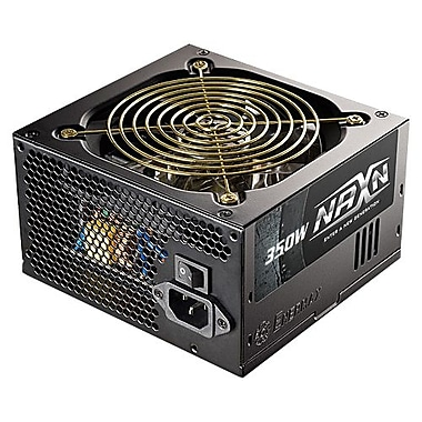 Ecomaster Enermax NAXN Tomahawk II ATX12V & EPS12V Native Power Supply Unit, 350 W