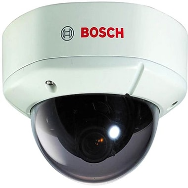 BOSCH VDx-240 Dome Camera With Electronic Day/Night, 1/3in. CCD