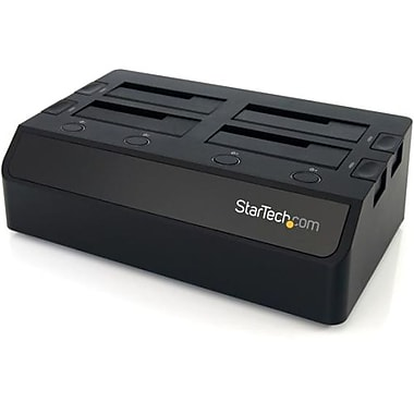 Startech® USB 3.0 - SATA Hard Drive Docking Station For 2.5/3.5 HDD (SATDOCK4U3)