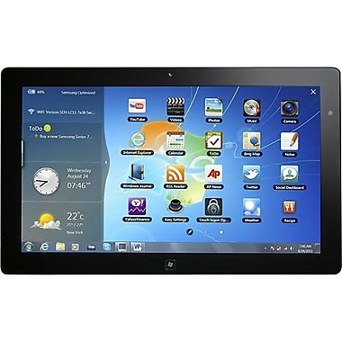Samsung 7 11.6in. 4GB Tablet PC, Windows 7 Professional