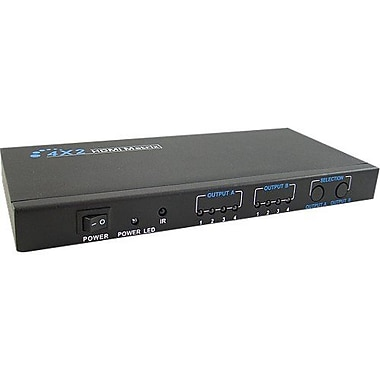 Calrad® 40 HDMI Matrix Switcher