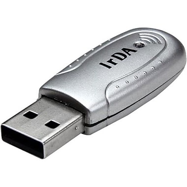 Startech.com® USB2IR3 USB to Infrared IrDA Wireless Adapter, 4 Mbps