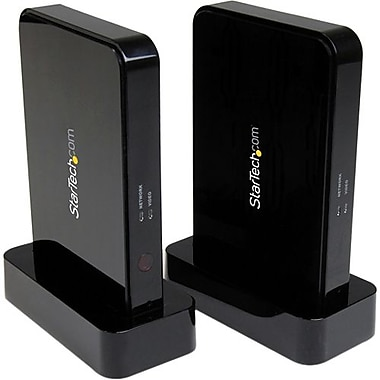 Startech.com® Wireless HDMI Extender, Black