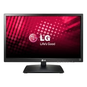 "LG 23CAV42K-BL 23"" Black LED-Backlit LCD Monitor, DVI"